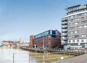 Thumbnail 2 bed flat for sale in Brayford Street, Lincoln
