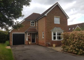 Thumbnail 4 bed detached house for sale in Charvil, Convenient Twyford Station