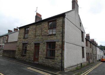 3 bed end terrace house for sale in Robert Street, Bangor, Gwynedd LL57