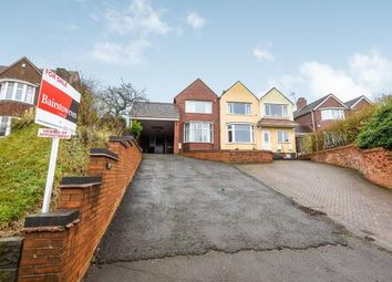 Thumbnail 3 bedroom semi-detached house for sale in Lichfield Road, Walsall Wood, West Midlands