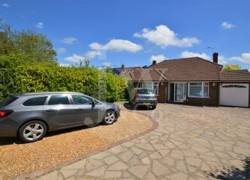 Thumbnail 4 bed detached bungalow for sale in Park Street Lane, Park Street, St. Albans