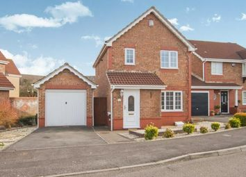 Thumbnail 3 bedroom detached house for sale in Wheatfield Drive, Bradley Stoke, Bristol