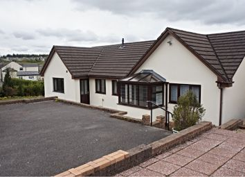 Thumbnail 2 bed detached bungalow for sale in Blaen Cendl, Ebbw Vale