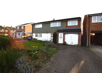 Thumbnail 4 bed semi-detached house for sale in The Westerings, Cressing, Braintree