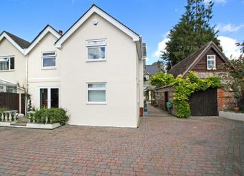 Thumbnail 4 bed semi-detached house for sale in Salisbury Road, Pimperne, Blandford Forum