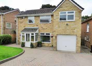 Thumbnail 4 bed detached house to rent in Bilsdale Way, Baildon, Shipley