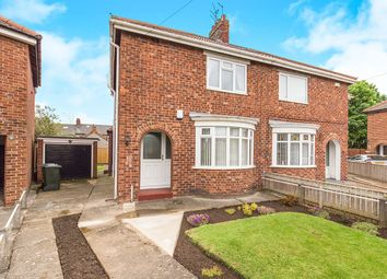 Thumbnail 3 bedroom semi-detached house for sale in Thirlmere Crescent, Normanby, Middlesbrough