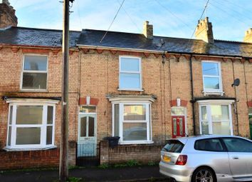 Thumbnail 2 bed terraced house for sale in Albemarle Road, Taunton, Somerset