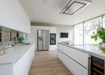 Thumbnail 4 bed detached house for sale in Hertford Avenue, London