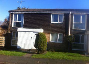 Thumbnail 2 bed flat to rent in Wildshaw Close, Cramlington