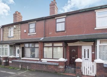 Thumbnail 2 bed terraced house to rent in Dimsdale Parade West, Wolstanton, Newcastle