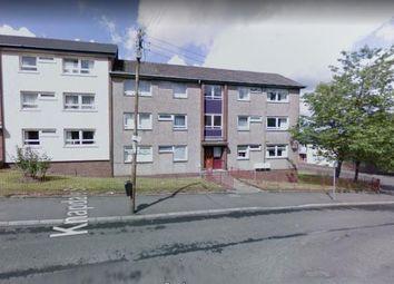 Thumbnail 1 bedroom flat to rent in Knapdale Street, Glasgow