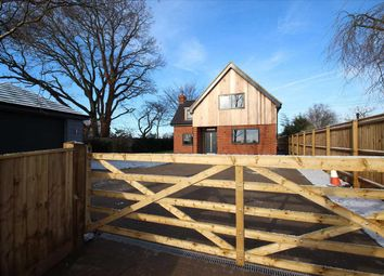 Thumbnail 4 bedroom detached house for sale in Main Road, Woodbridge, Lower Hacheston
