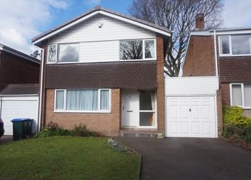 Thumbnail 4 bed link-detached house for sale in Garman Close, Great Barr, Birmingham