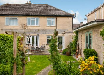 Thumbnail 3 bed semi-detached house for sale in Lucklands Road, Bath