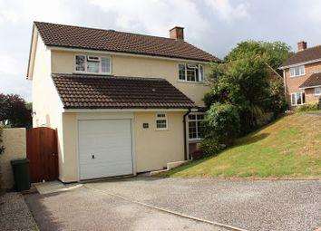 Thumbnail 4 bed detached house for sale in Chipponds Drive, St. Austell