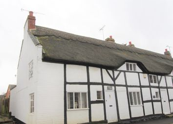 Thumbnail 2 bed cottage for sale in Main Street, Gilmorton, Lutterworth