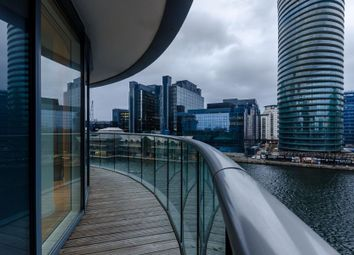 Thumbnail 2 bed flat to rent in Ability Place, Canary Wharf