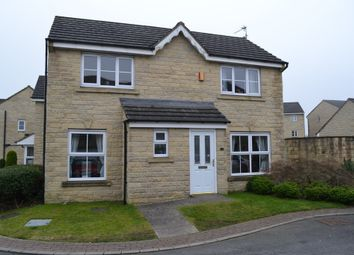 Thumbnail 3 bed detached house for sale in Naden Close, Queensbury, Bradford