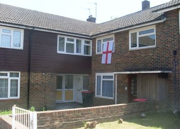 Thumbnail 2 bed flat to rent in Loveletts, Crawley