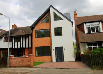 Thumbnail 5 bed detached house for sale in Albert Road, West Bridgford, Nottingham