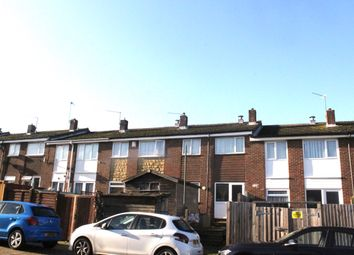 Thumbnail 3 bed terraced house for sale in Wakefield Close, Rochester