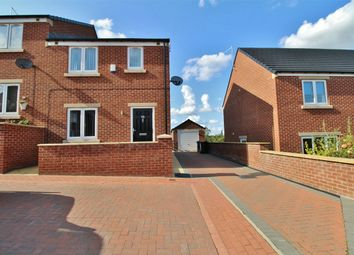 Thumbnail 3 bed semi-detached house for sale in Cross Hill Close, Ecclesfield, Sheffield, South Yorkshire