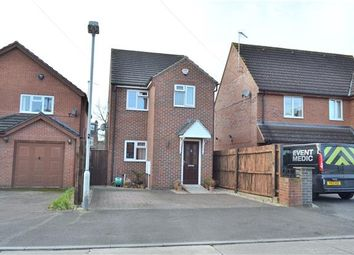 Thumbnail 3 bed detached house for sale in North Road, Gloucester
