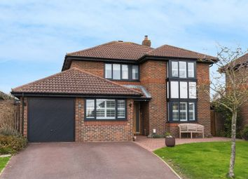 Thumbnail 4 bed detached house for sale in Lovelace Close, Abingdon