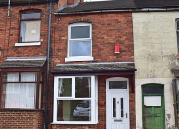 Thumbnail 2 bed terraced house for sale in Moss Street, Ball Green, Stoke-On-Trent