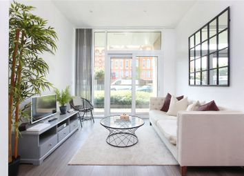 Thumbnail 1 bed flat for sale in Beacon Tower, The Filaments, Wandsworth