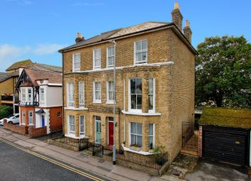 Thumbnail 4 bed semi-detached house for sale in West Cliff Avenue, Broadstairs