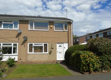 Thumbnail 3 bed semi-detached house to rent in Wallington Drive, Sedgefield, Stockton-On-Tees