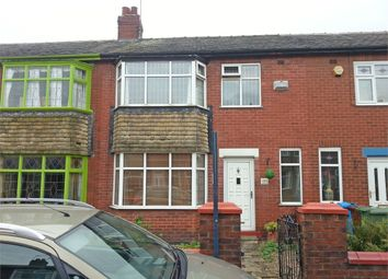 Thumbnail 3 bedroom terraced house for sale in Werneth Crescent, Oldham, Lancashire