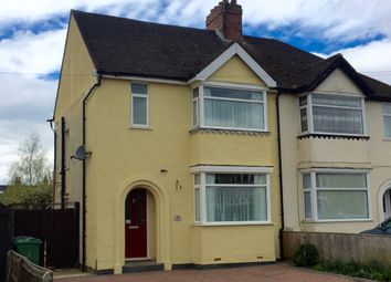 Thumbnail 4 bed semi-detached house for sale in York Road, Heading Ton