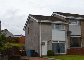 Thumbnail 2 bed semi-detached house for sale in Perth Avenue, Cairnhill, Airdrie