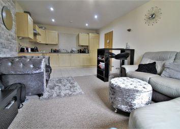 Thumbnail 2 bed flat for sale in Bryn Awelon, Buckley