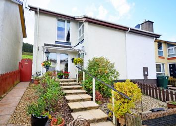 Thumbnail 2 bed end terrace house for sale in Sandhaven, Sandbank, Dunoon, Argyll