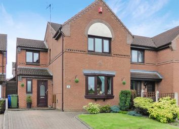 Thumbnail 3 bed end terrace house for sale in Levetts Hollow, Cannock, Staffordshire