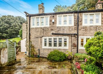 Thumbnail 3 bedroom cottage for sale in Wellhouse Green, Golcar, Huddersfield