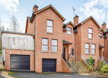 Thumbnail 3 bed town house for sale in Burn Brae Green, Banbridge