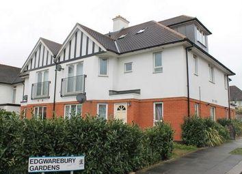 Thumbnail 2 bed flat for sale in Olive Court, 40 Edgwarebury Gardens, Edgware
