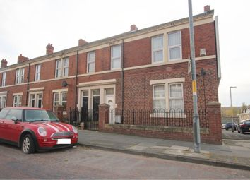 Thumbnail 4 bed terraced house for sale in Saltwell Road, Bensham, Gateshead