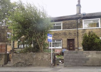 Thumbnail 1 bed terraced house for sale in Great Horton Road, Great Horton, Bradford