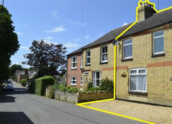 Thumbnail 2 bed semi-detached house to rent in East Street, Stanwick, Wellingborough, Northamptonshire