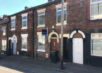 Thumbnail 2 bed terraced house for sale in Mount Street, Hanley, Stoke-On-Trent
