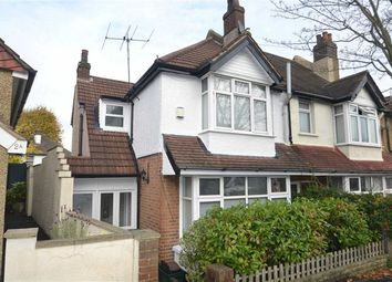 Thumbnail 2 bed end terrace house for sale in Station Approach, Gordon Road, Carshalton