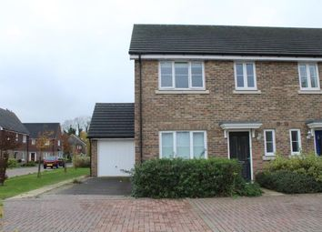 Thumbnail 4 bedroom semi-detached house to rent in Magnolia Way, Cheshunt, Waltham Cross