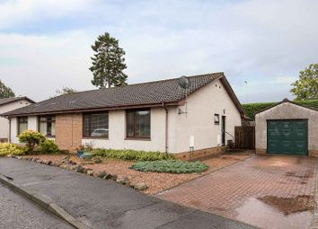 Thumbnail 3 bed semi-detached bungalow for sale in Brontonfield Drive, Bridge Of Earn, Perth