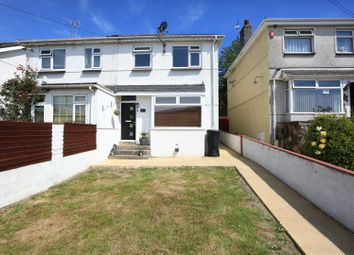3 bed semi-detached house to rent in Stentaway Road, Plymstock, Plymouth PL9